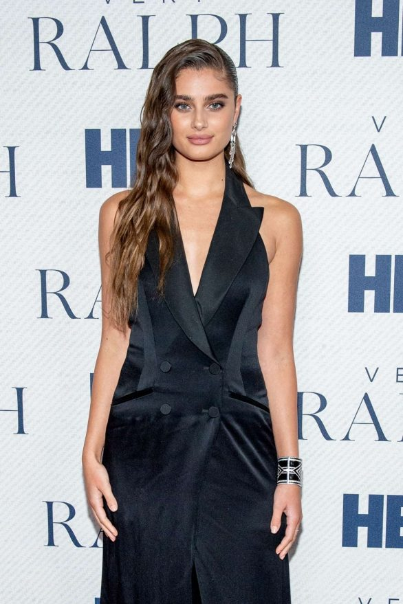 Taylor Hill - 'Very Ralph' Premiere in NYC