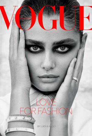 Taylor Hill - Vogue Hong Kong - February 2021