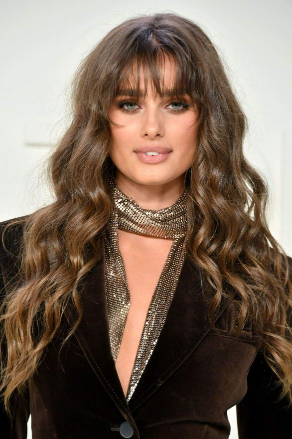 Taylor Marie Hill - 2020 Tom Ford AW20 Show in Hollywood