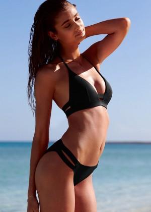 Taylor Marie Hill: VS Swim Catalog 2015 -08
