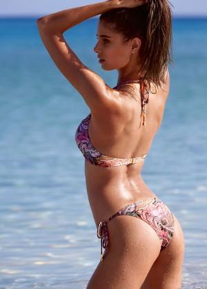 Taylor Marie Hill: VS Swim Catalog 2015 -12
