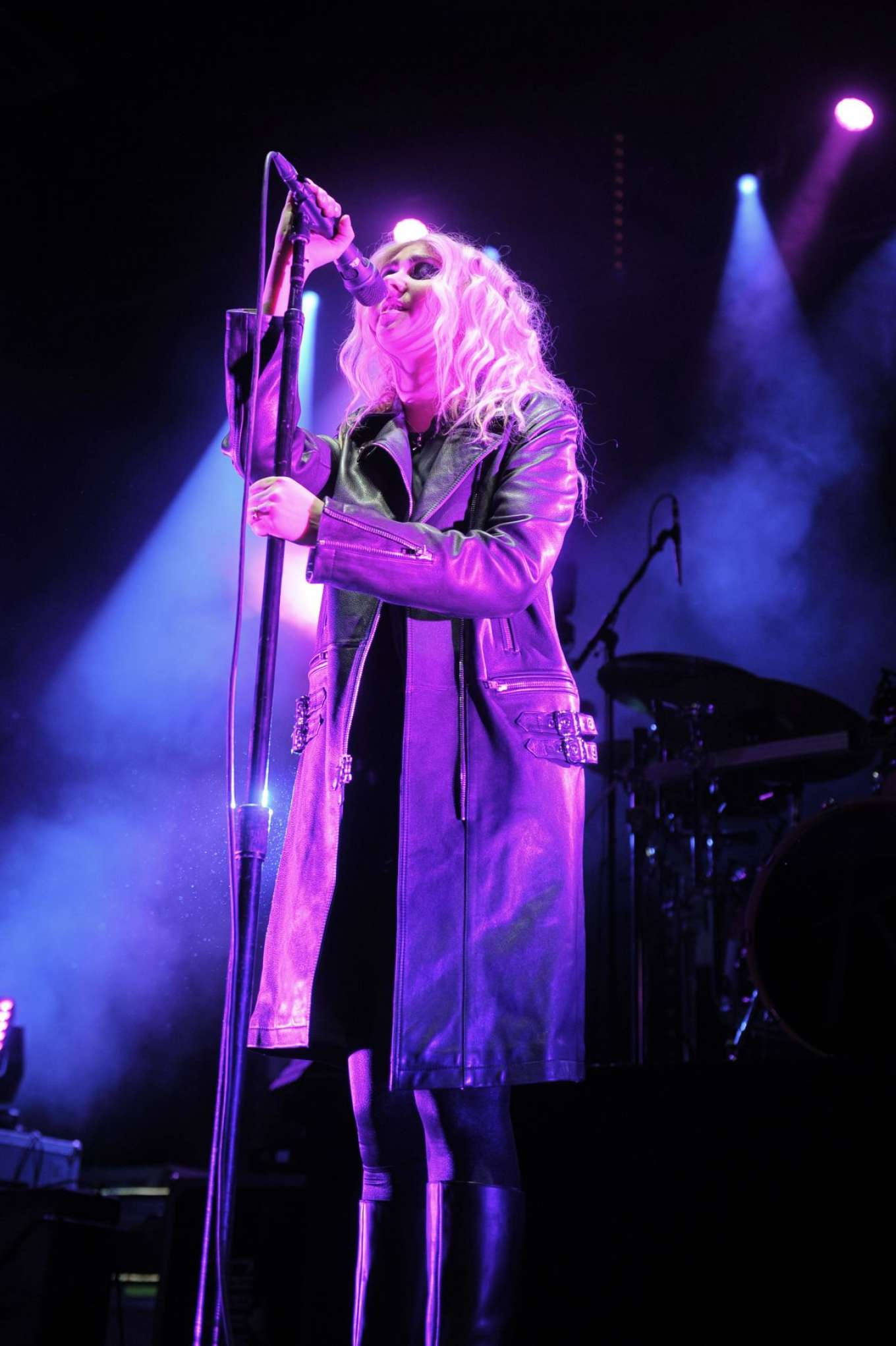 Taylor Momsen 2017 : Taylor Momsen: Performs at Brighton Centre -02