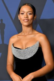 Taylor Russell - Governors Awards 2019 in LA