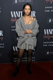 Taylor Russell - 'Vanity Fair: Hollywood Calling' Opening in Century City