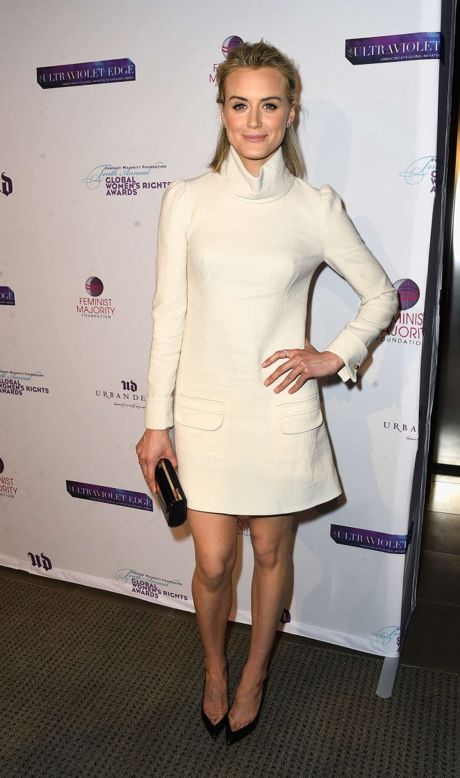 Taylor Schilling – 10th Annual Global Women's Rights Awards in West Hollywood
