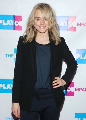 Taylor Schilling - 2015 Play Company's Cabaret Gourmet in NYC
