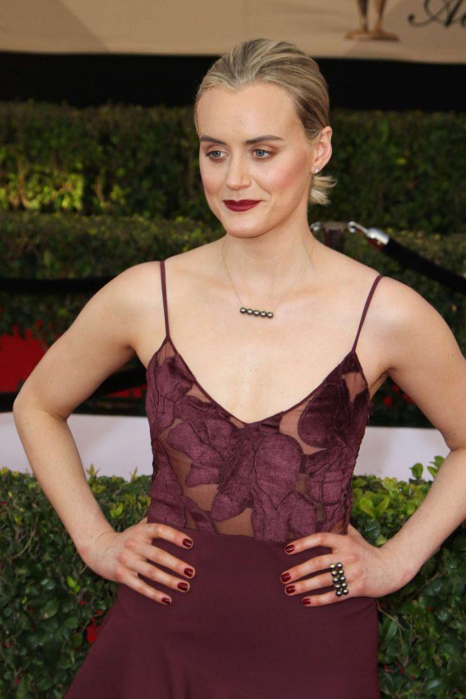Taylor Schilling - 2017 Screen Actors Guild Awards in Los Angeles