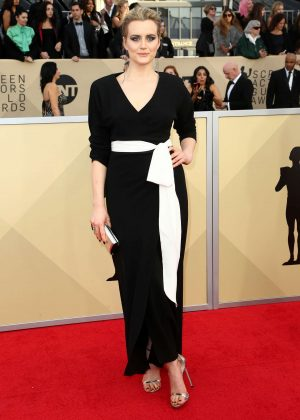Taylor Schilling - 2018 Screen Actors Guild Awards in Los Angeles