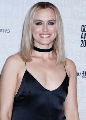 Taylor Schilling - 28th Annual Gotham Independent Film Awards in NY