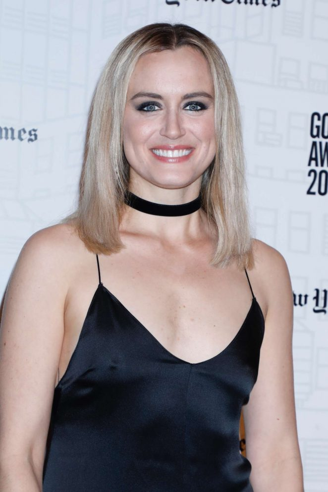Taylor Schilling – 28th Annual Gotham Independent Film Awards in NY