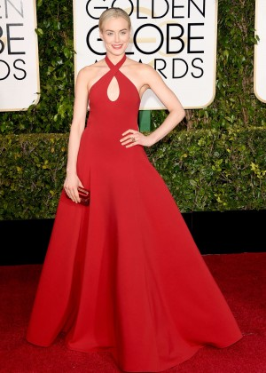 Taylor Schilling - 2015 Golden Globe Awards in Beverly Hills
