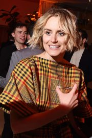 Taylor Schilling - 'Hadestown' Broadway Opening Night in New York