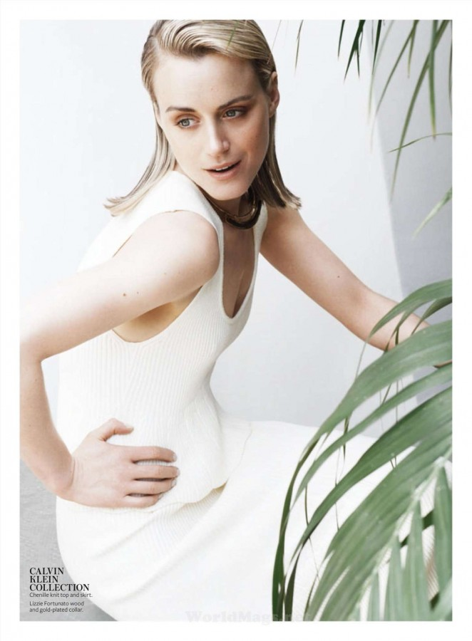 Taylor Schilling - InStyle US Magazine (June 2015)