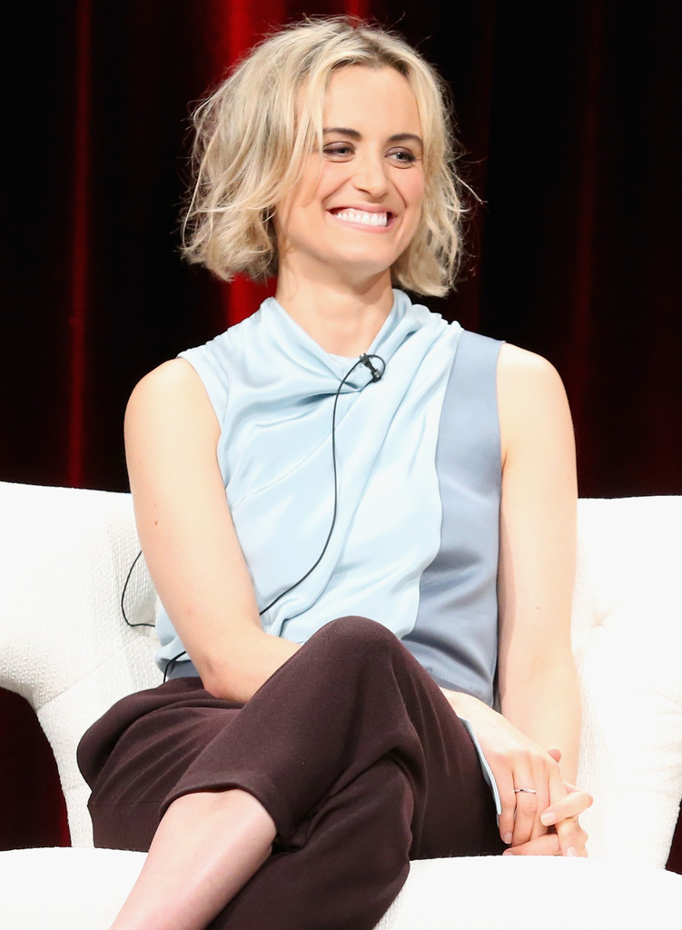 Taylor Schilling - 'Orange Is the New Black' Panel Discussion at 2015 Summer TCA Tour in Beverly Hills