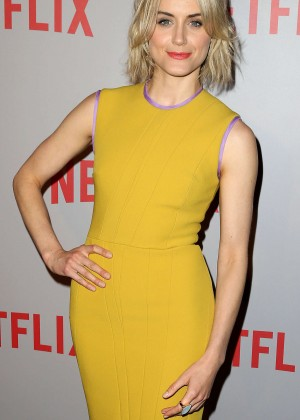 Taylor Schilling - 'Orange Is The New Black' Screening in Los Angeles