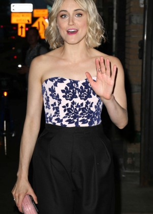Taylor Schilling - 'The Overnight' Premiere in New York City