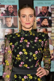 Taylor Schilling - 'The Public' Premiere in New York City