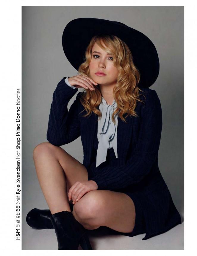 Taylor Spreitler - Afterglow Magazine 2015
