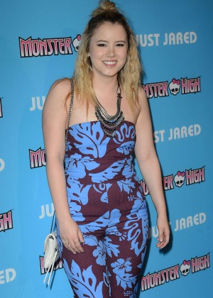 Taylor Spreitler - Just Jared's Throwback Thursday Party in LA