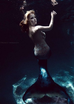 Taylor Spreitler - Project Mermaids by Angelina Venturella 2015