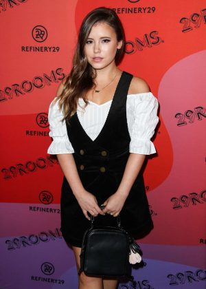 Taylor Spreitler - Refinery29 29Rooms New York 2018 - Expand Your Reality Opening Party