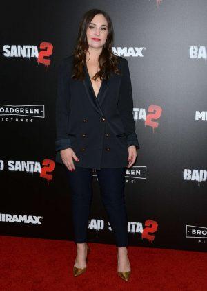 Taylor Strecker - 'Bad Santa 2' Premiere in New York