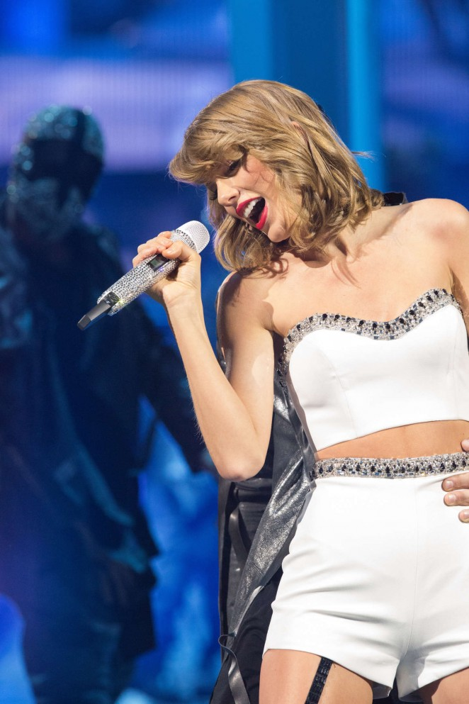 Taylor Swift - 1989 World Tour in Singapore