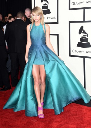 Taylor Swift - GRAMMY Awards 2015 in Los Angeles