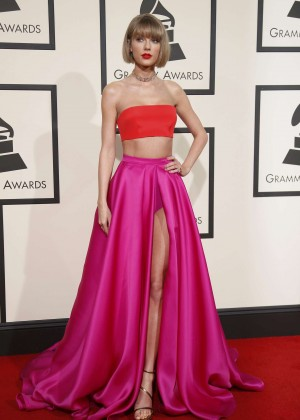 Taylor Swift - 2016 GRAMMY Awards in Los Angeles