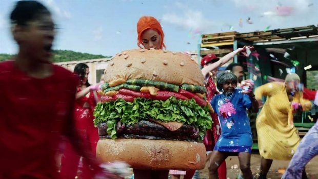 Katy Perry 2019 : Taylor Swift and Katy Perry in Taylors latest music video You Need to Calm Down-08