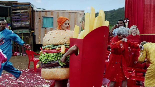 Katy Perry 2019 : Taylor Swift and Katy Perry in Taylors latest music video You Need to Calm Down-12