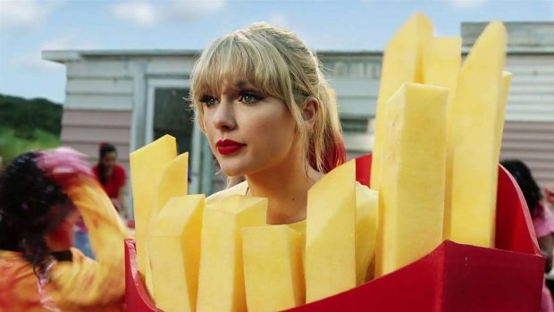 Katy Perry 2019 : Taylor Swift and Katy Perry in Taylors latest music video You Need to Calm Down-24
