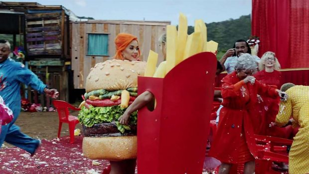 Katy Perry 2019 : Taylor Swift and Katy Perry in Taylors latest music video You Need to Calm Down-27