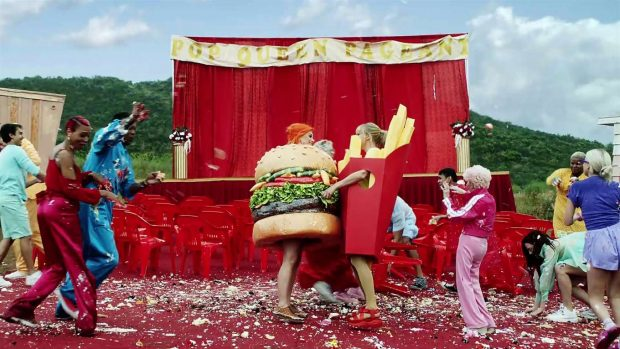 Katy Perry 2019 : Taylor Swift and Katy Perry in Taylors latest music video You Need to Calm Down-31
