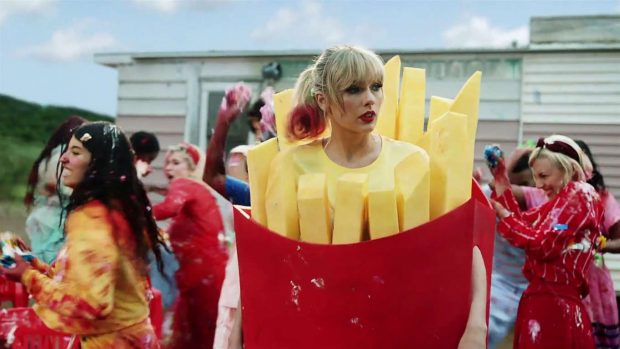 Katy Perry 2019 : Taylor Swift and Katy Perry in Taylors latest music video You Need to Calm Down-44