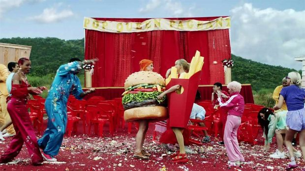 Katy Perry 2019 : Taylor Swift and Katy Perry in Taylors latest music video You Need to Calm Down-45