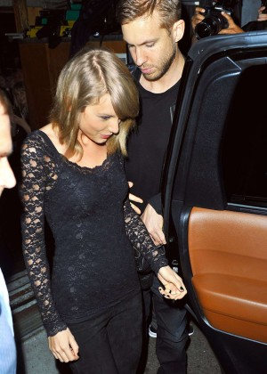 Taylor Swift at a Night Club in West Hollywood