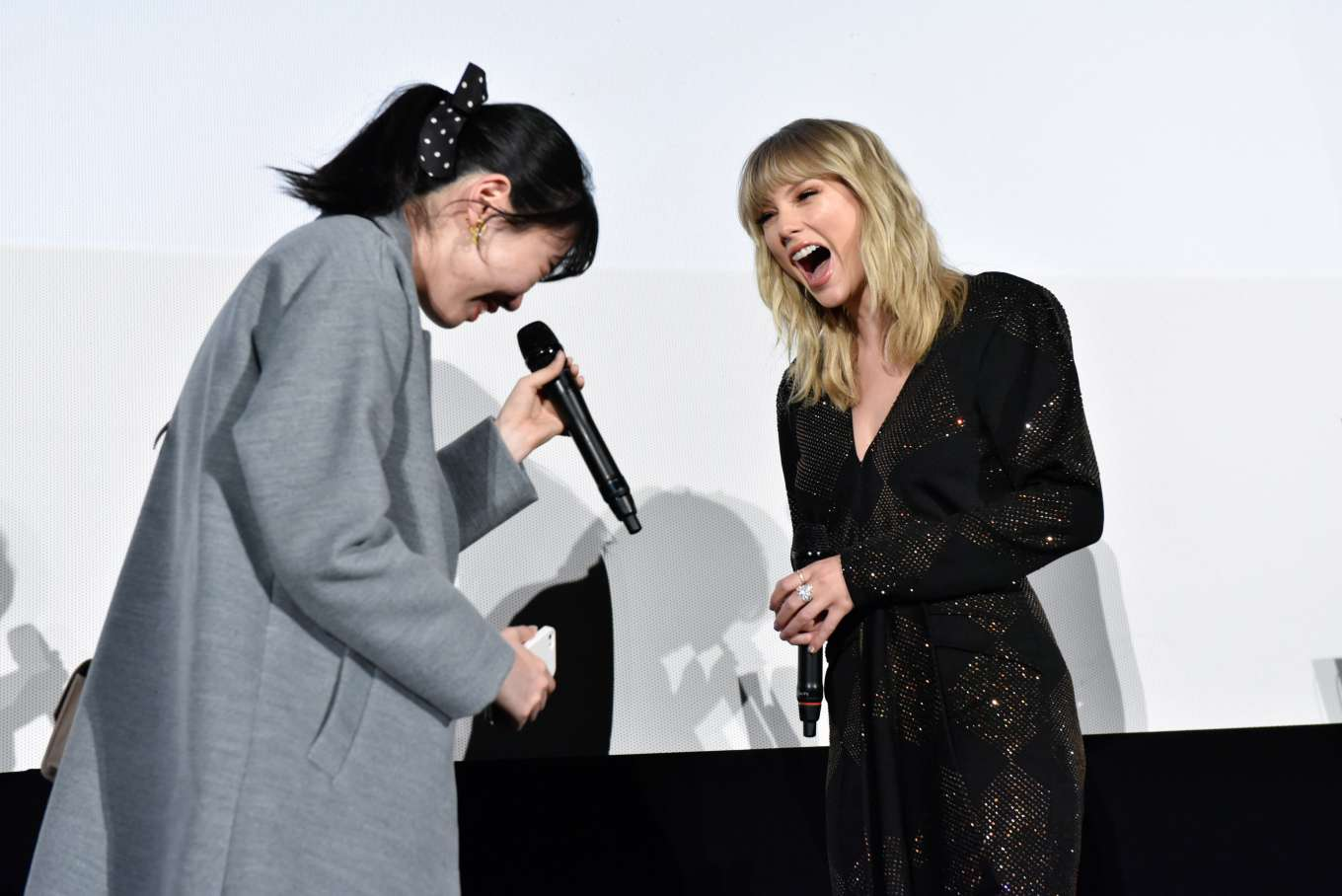 Taylor Swift 2019 : Taylor Swift at a Fan Event in Tokyo-01