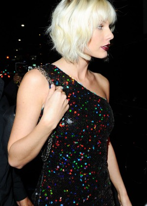 Taylor Swift at Gigi's 21st Birthday Party in West Hollywood