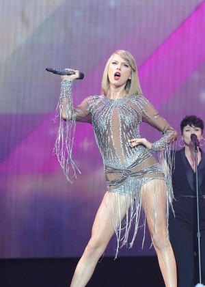Taylor Swift - BBC Radio 1's Big Weekend in Norwich