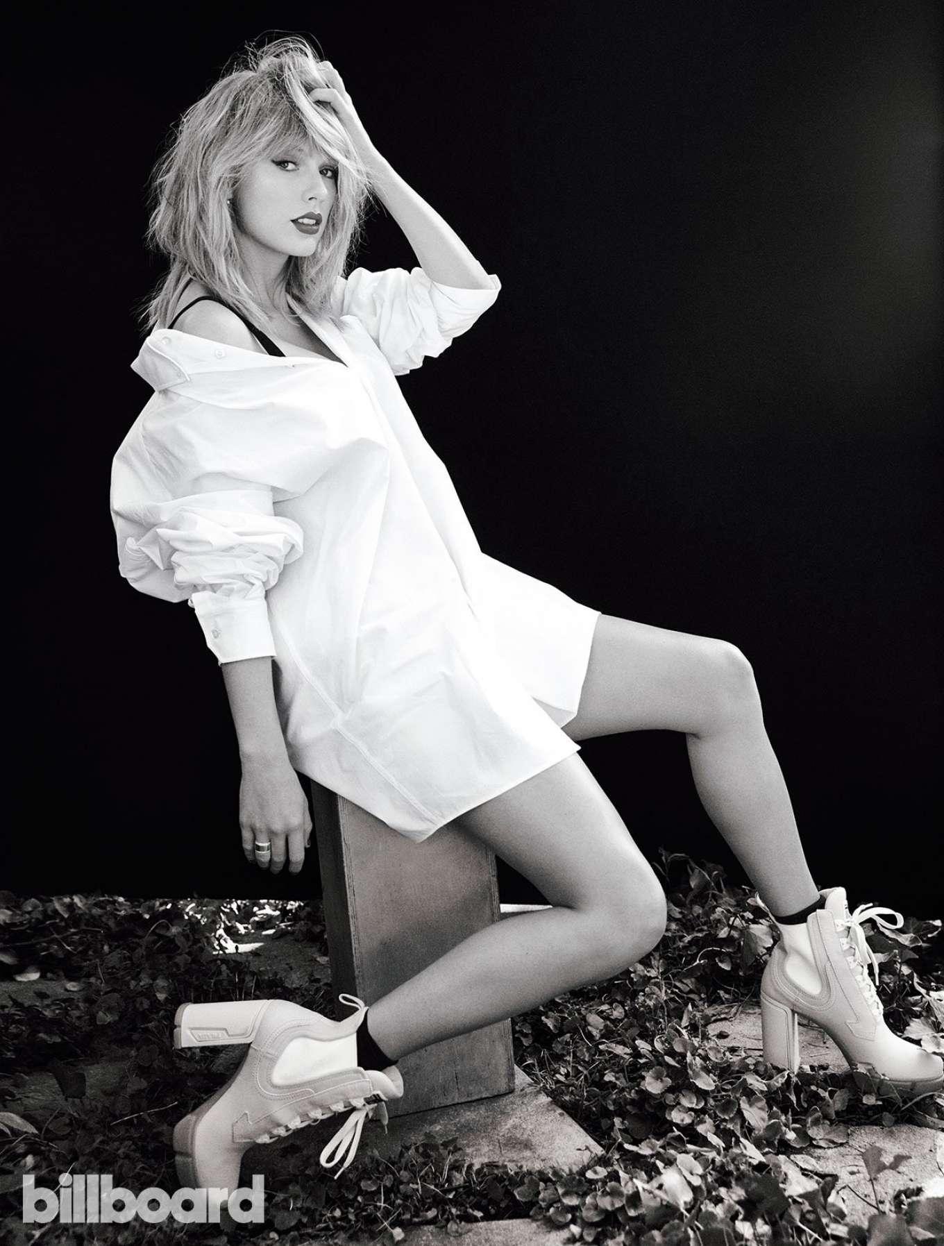 Taylor Swift - Billboard Magazine (December 2019)