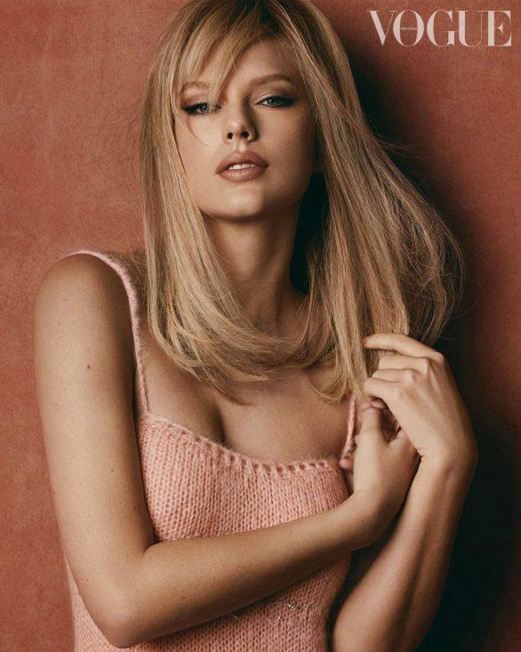 Taylor Swift - British Vogue Magazine (January 2020)
