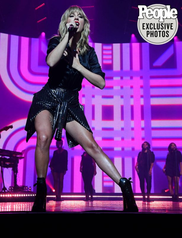 Taylor Swift - 'City of Lover' Concert Special Exclusive for People (May 2020)