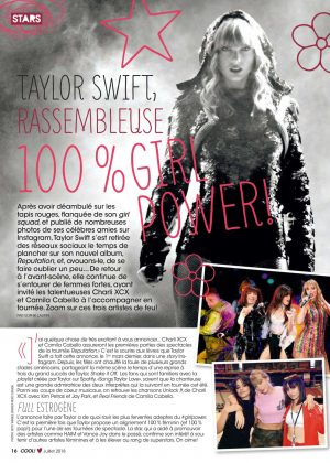 Taylor Swift - Cool Canada Magazine (July 2018)
