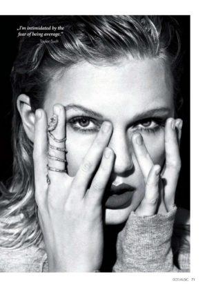 Taylor Swift - Dot. Magazine (November 2017)