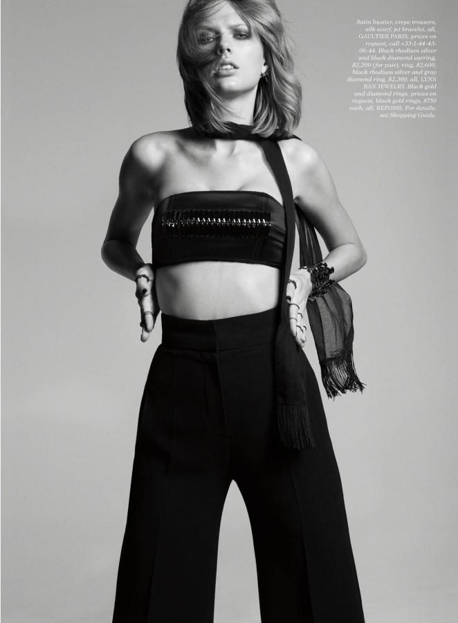 Taylor Swift – Elle Magazine (June 2015)