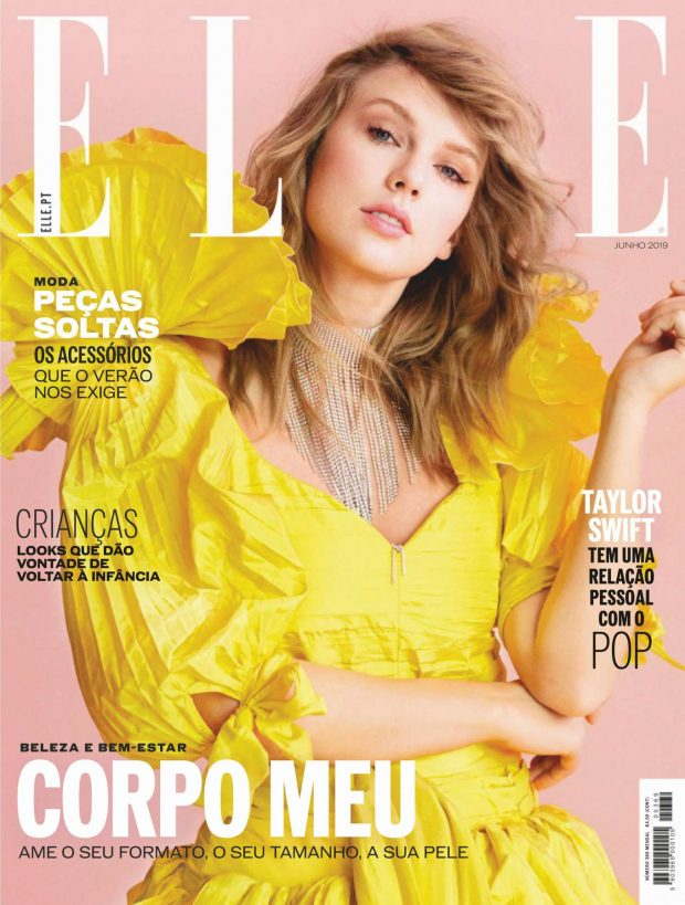 Taylor Swift - Elle Portugal Magazine (June 2019)