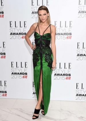Taylor Swift - Elle Style Awards 2015 in London