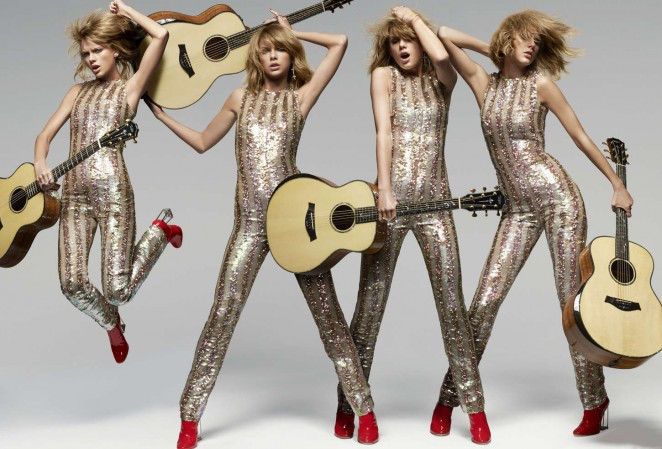 Taylor Swift: Elle US 2015 -02
