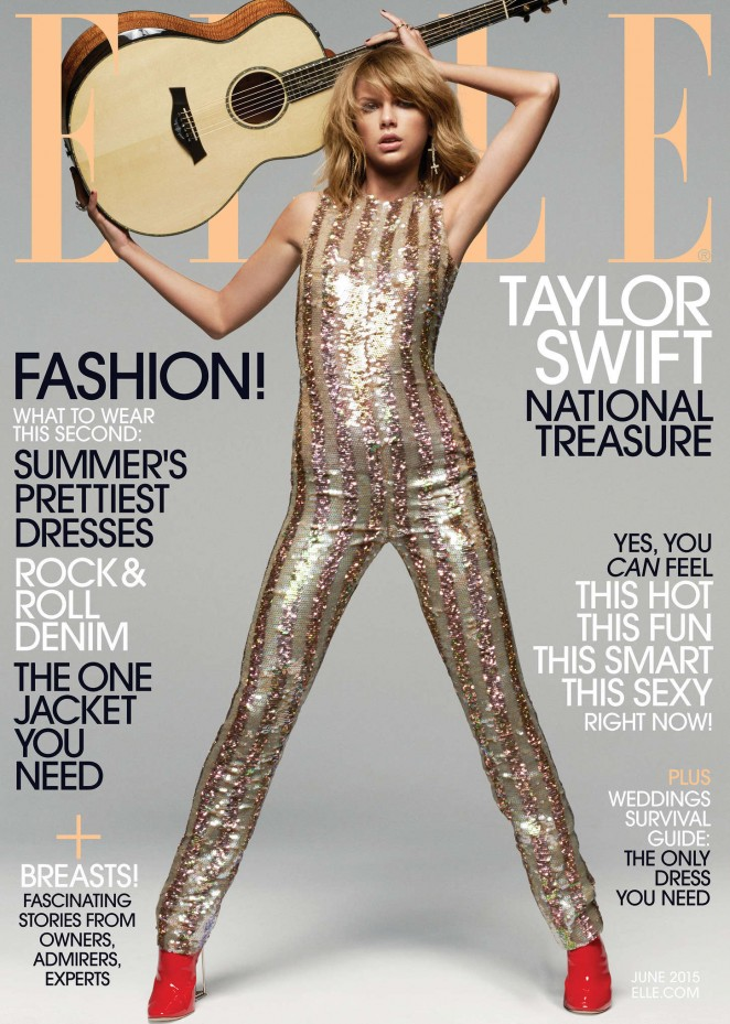 Taylor Swift - Elle US Magazine (June 2015)